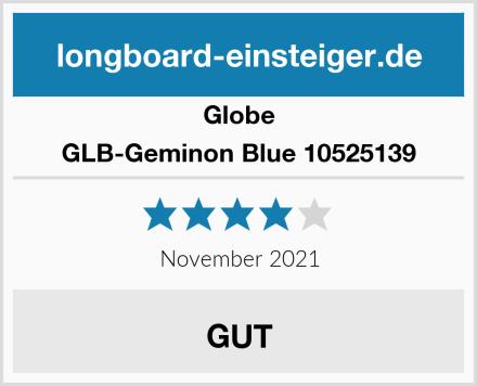 Globe GLB-Geminon Blue 10525139 Test