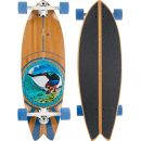 Mike Jucker Hawaii Longboard