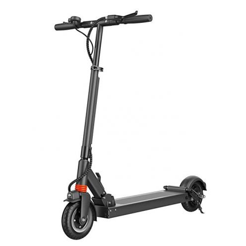 Wizzard Elektro City E Scooter 2.0S Black Edition