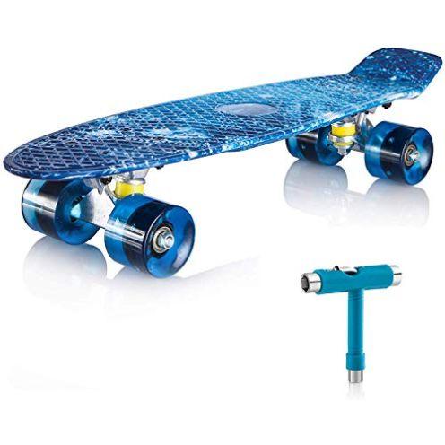 Skateboard Galaxy