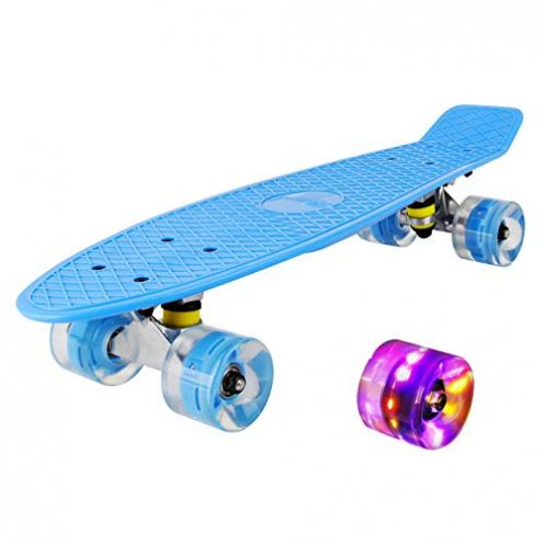 hausmelo Skateboard Mini Cruiser
