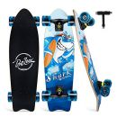 BELEEV Skateboard Shark
