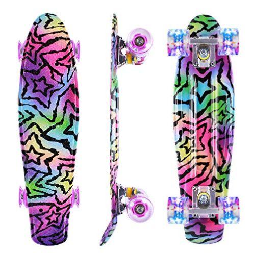 Caroma Skateboard für Anfänger
