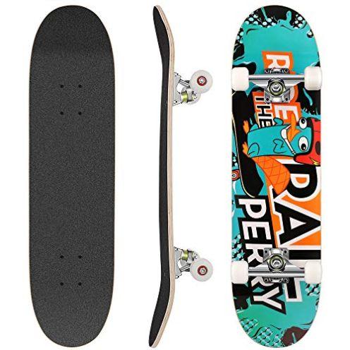 WeSkate Skateboard Komplettboard