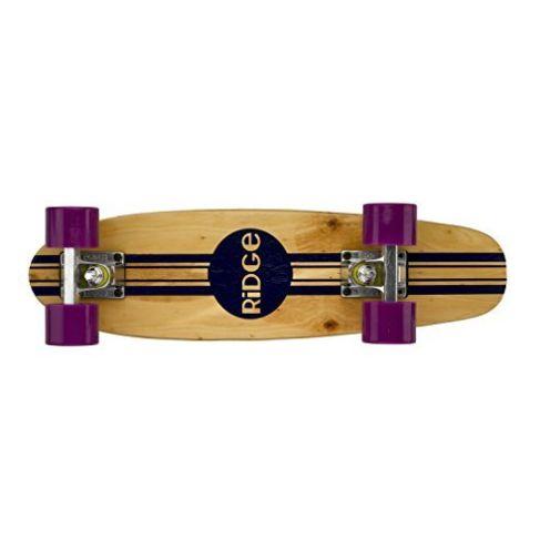 Ridge Ridge Retro Skateboard Mini Cruiser