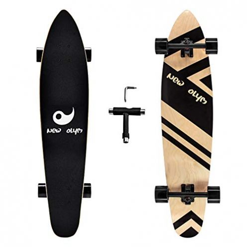 New Olym Longboard