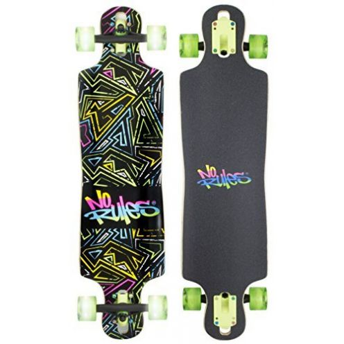 authentic sports & toys GmbH Unisex Longboard