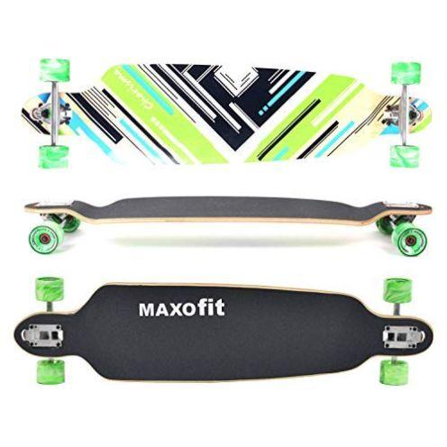 MAXOfit Longboard Charisma Green