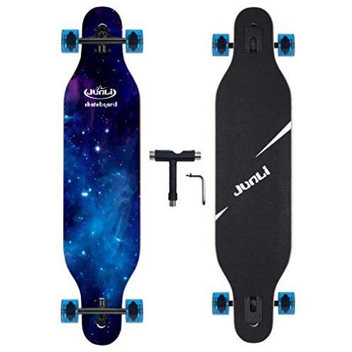 Junli 41 Zoll Freeride Skateboard