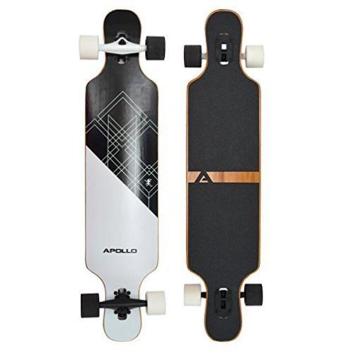 Apollo Komplettboard mit Deck aus Bambus & Fiberglas