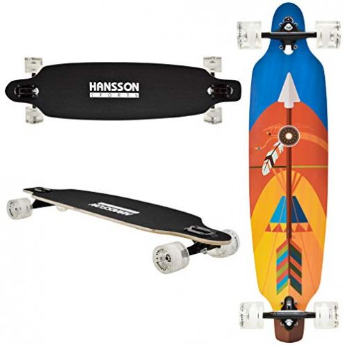 Hansson.Sports Top Longboard Komplett