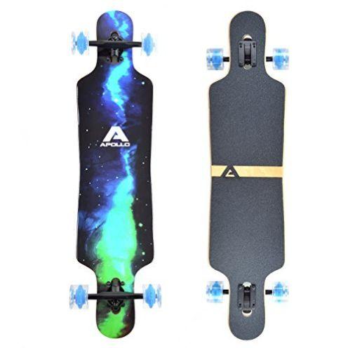 Apollo Longboard Special Edition LED Rollen