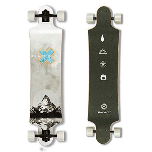 MINORITY Downhill Longboard Maple