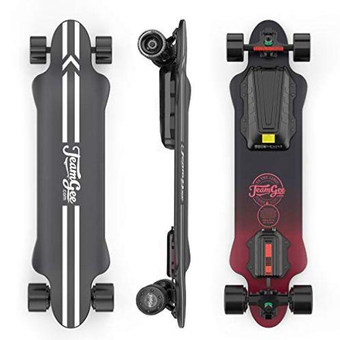 Teamgee H20 Elektro-Skateboard